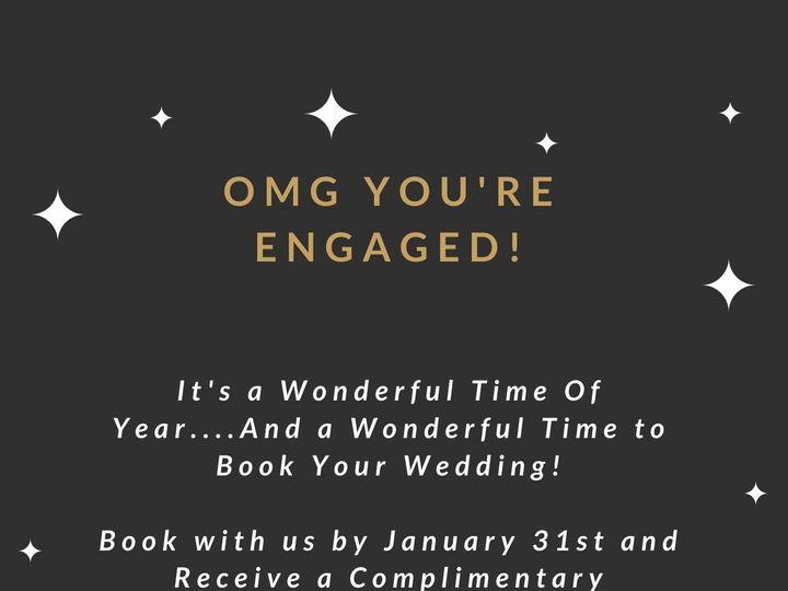 Tmx Black And Gold Christmas Party Flyer 51 48168 160580203014375 Saint Paul wedding venue