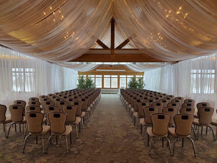 Tmx Drapped Ceremony 51 48168 160095853565294 Saint Paul wedding venue