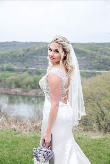 Country side bride