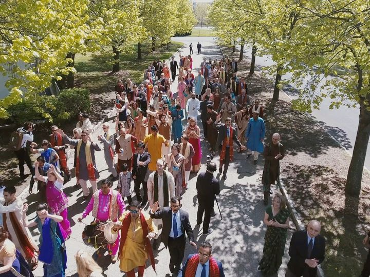 Tmx 1498277606811 Img9824 Wilkes Barre wedding videography