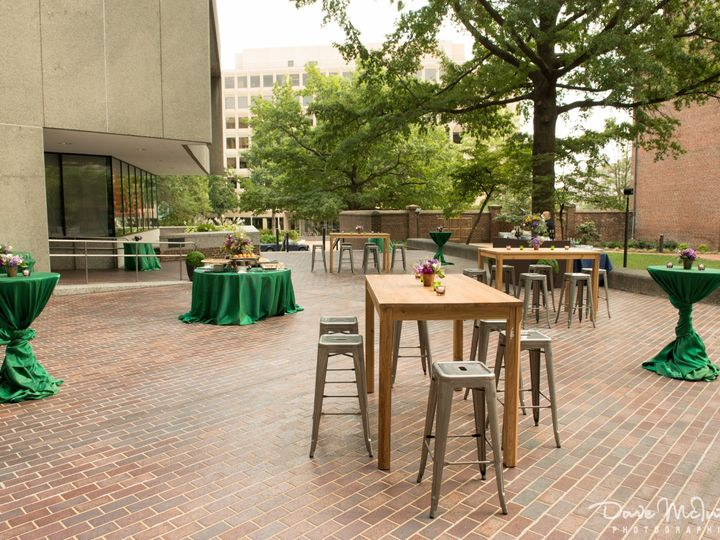 Tmx 1421337943743 Courtyard 3 Washington, District Of Columbia wedding venue