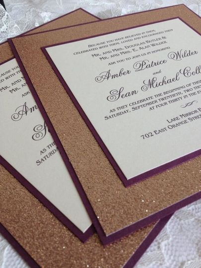 Contemporary, rustic and eco-friendly...  textured and recycled papers with raffia embellishments on...