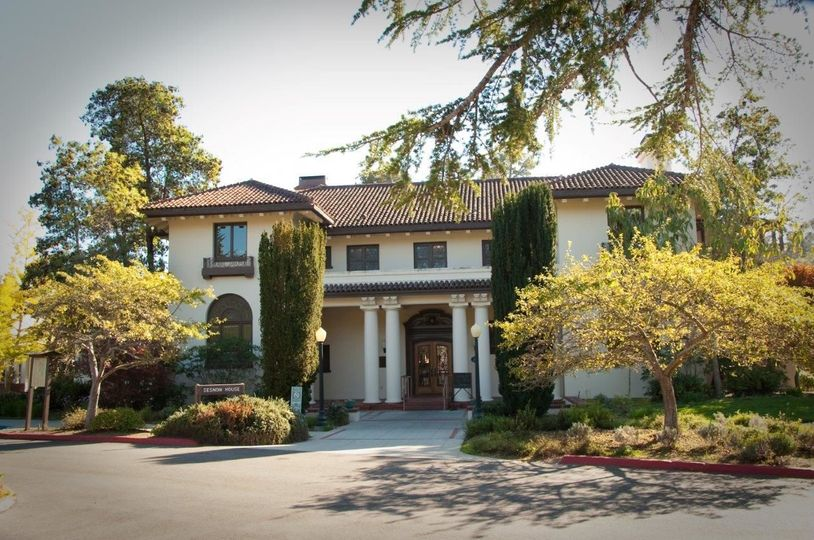 The Sesnon House at Cabrillo College
