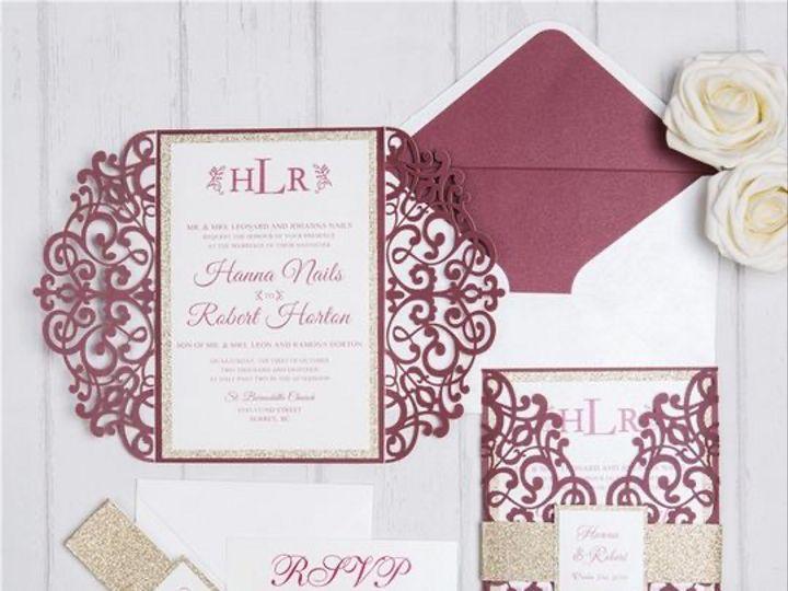 Tmx Image 51 644268 158558849268173 Altoona, PA wedding invitation