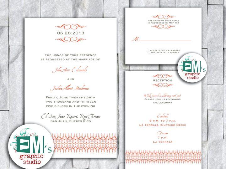 Tmx Josh And Julie Wedding Invitation Copy 51 644268 158533617935356 Altoona, PA wedding invitation