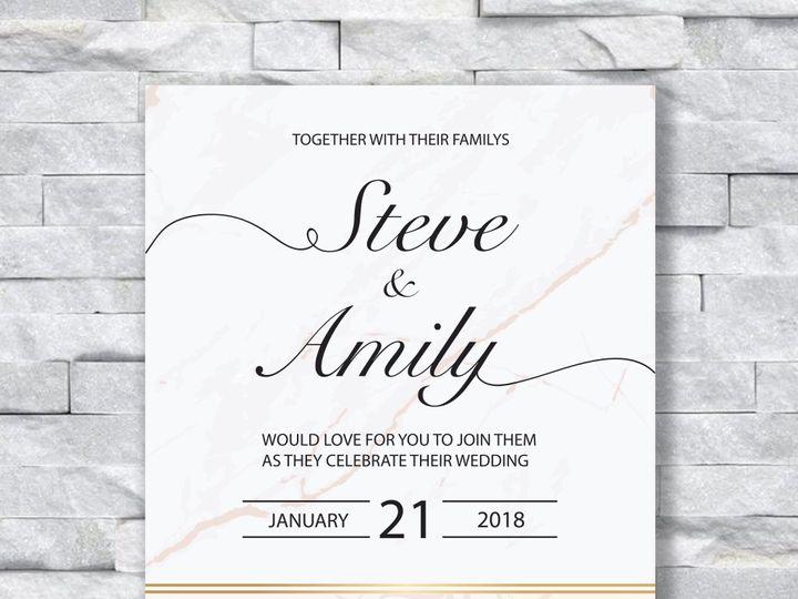 Tmx Leaves And Pink 51 644268 158533617657244 Altoona, PA wedding invitation