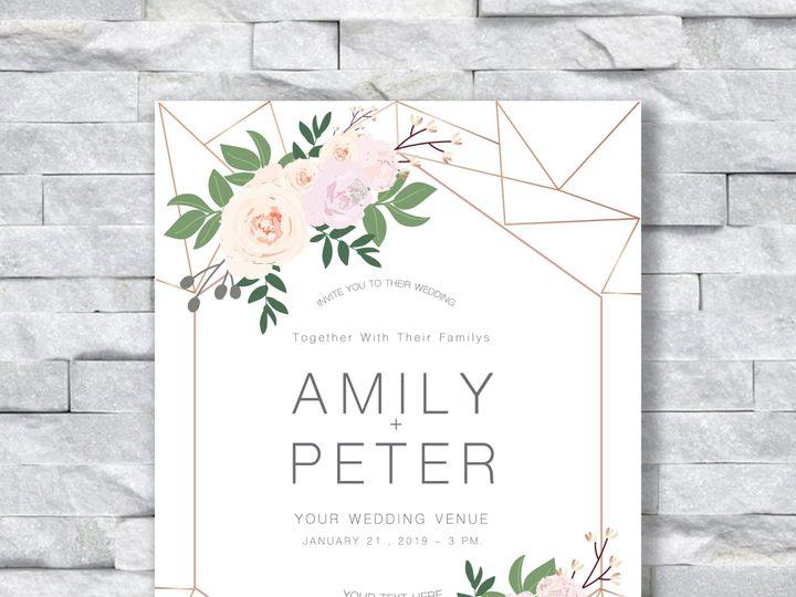 Tmx Peter And Amily Roses2 51 644268 158533618282110 Altoona, PA wedding invitation