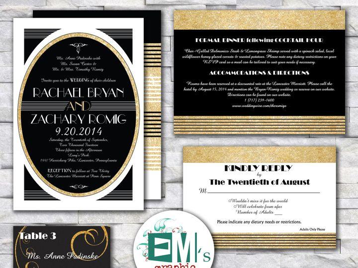 Tmx Rachael Zachs Wedding Invitation 51 644268 158533618376910 Altoona, PA wedding invitation