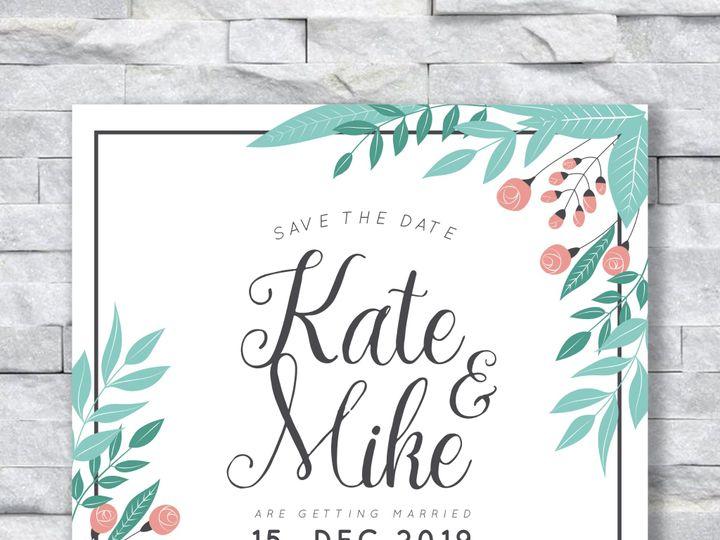 Tmx Save The Date 3 51 644268 158533618869822 Altoona, PA wedding invitation