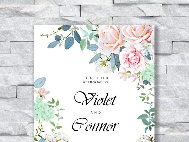 Tmx Very Pretty Flowers 51 644268 158533618836225 Altoona, PA wedding invitation