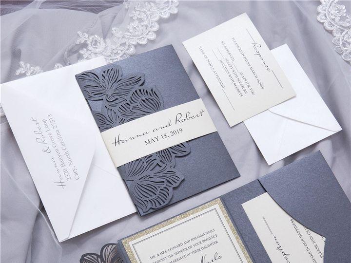 Tmx Wpfb2120 3 51 644268 158437376952049 Altoona, PA wedding invitation