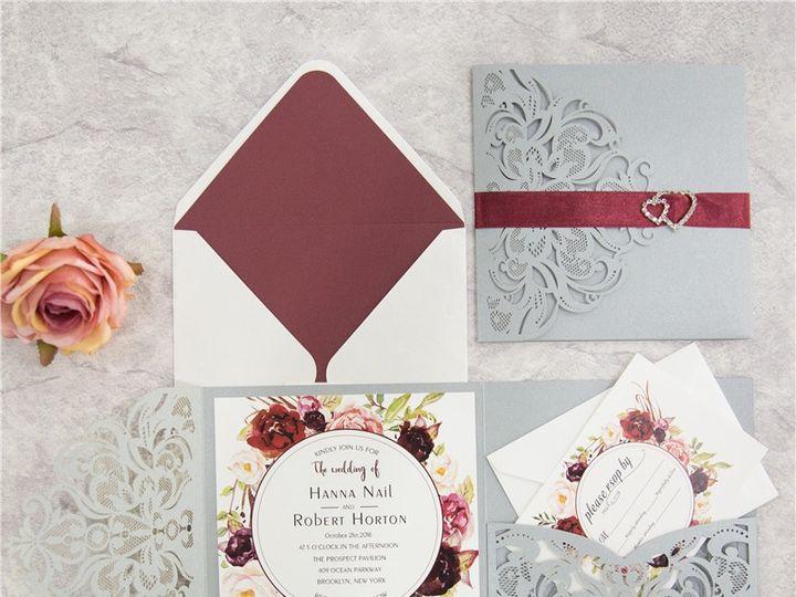 Tmx Wpfc2126s 51 644268 158464470240331 Altoona, PA wedding invitation