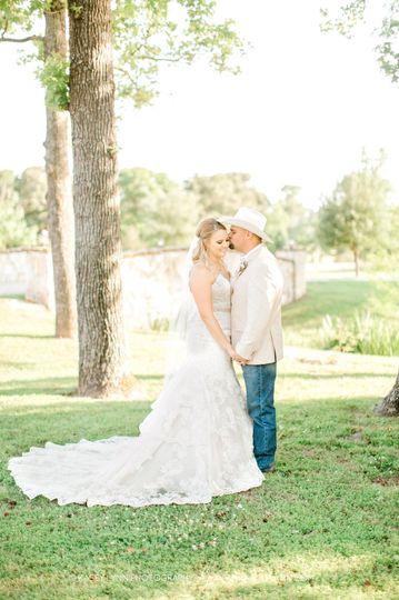 Balmorhea Events Wedding