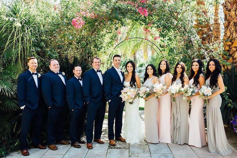 Pam Springs Weddings