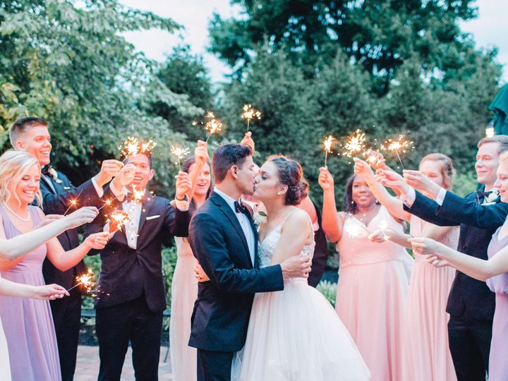 Tmx Abby Angel Friends Outdoor Patio With Sparklers 51 27268 Newark, DE wedding venue