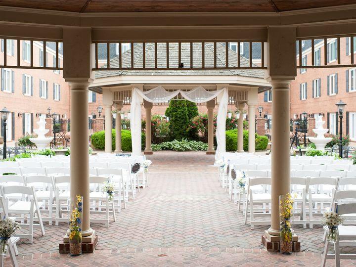 Tmx Wedding Ceremony In The Courtyard 51 27268 157661486360893 Newark, DE wedding venue