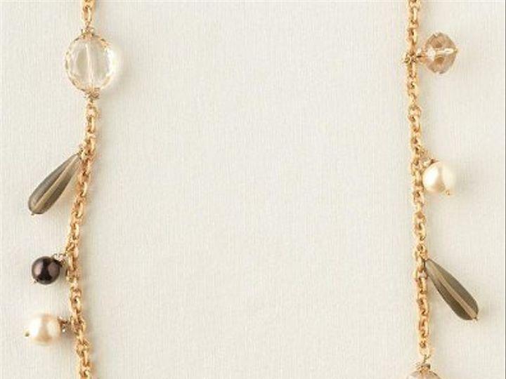 Tmx 1281756877635 Audreynecklace Lexington wedding jewelry
