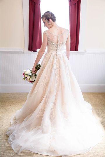 Bliss Bride Karen