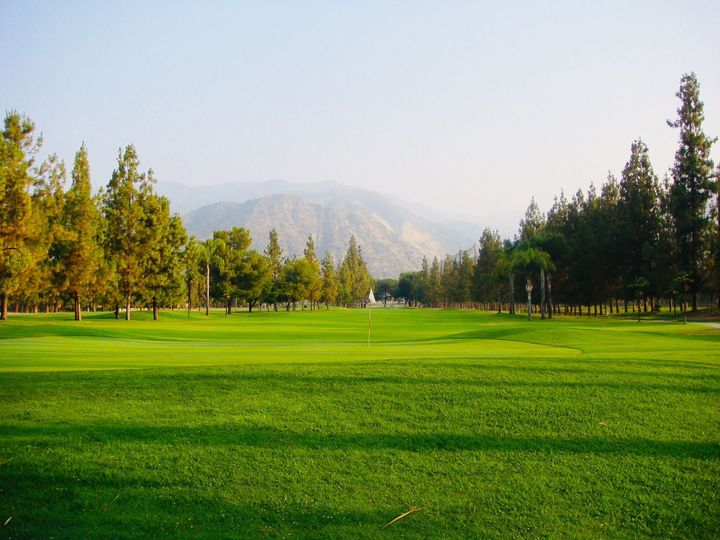 Course View from Clubhouse