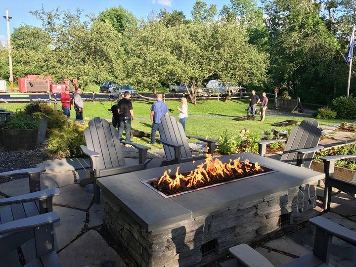 Tmx 1518474148 202956ae0832ecbf 1518474145 Af9078f15904ae57 1518474139769 20 Stone Fire Pit An Stowe, VT wedding venue