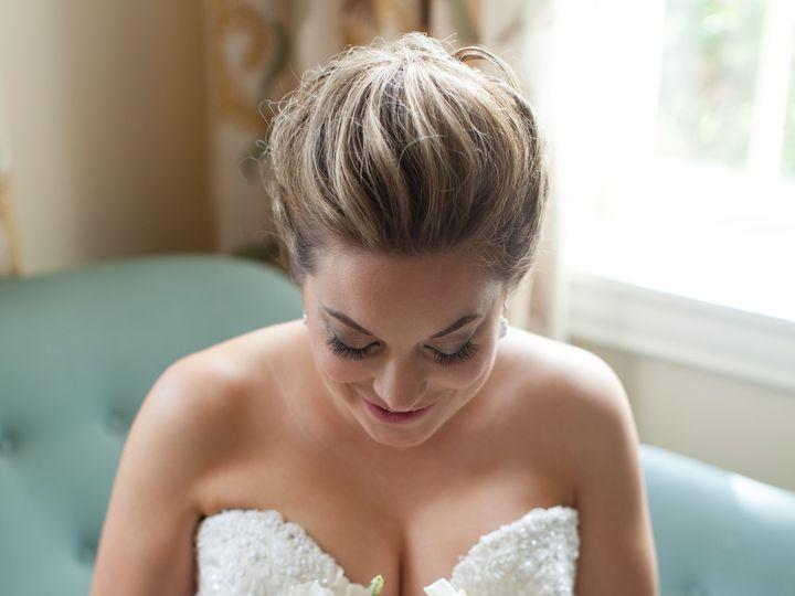 Tmx 1415899428197 Bride Looking Fown At Bouquet Alexandria, VA wedding florist