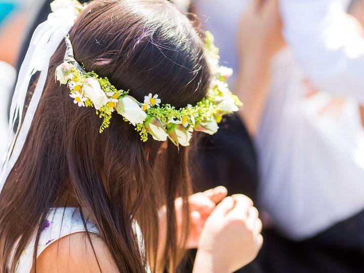 Tmx 1415899981119 Flower Girl Wreath Alexandria, VA wedding florist