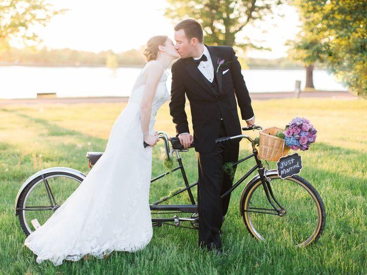 Tmx 1432567523677 Couples Kiss With Bike And Bouquet Alexandria, VA wedding florist