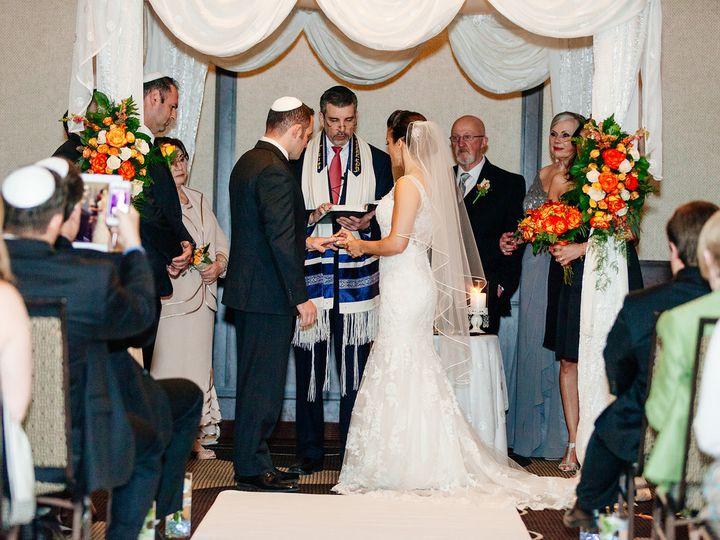 Tmx 1438443243909 Bride And Grrom Huppah Alexandria, VA wedding florist