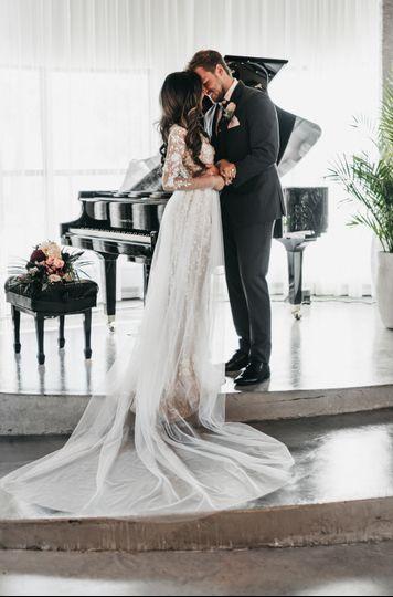 Luxury Vegas Wedding