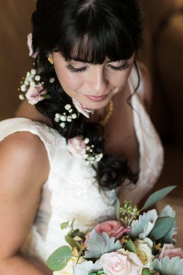 Sarah Genoa Bride