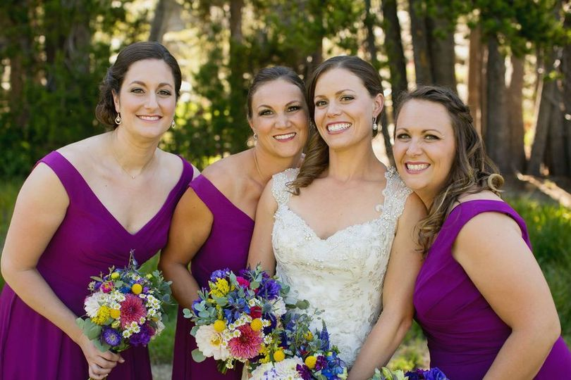 The Hideout wedding