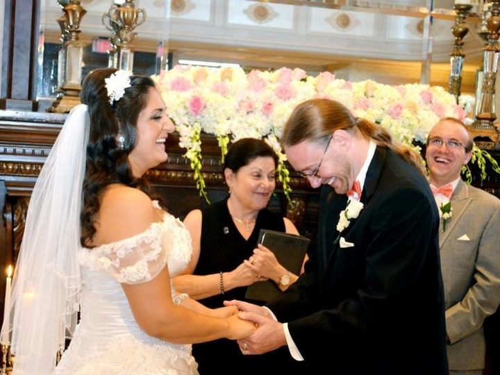 Tmx 1501073820125 Tersigni Waterford, MI wedding officiant