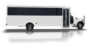 bus outside