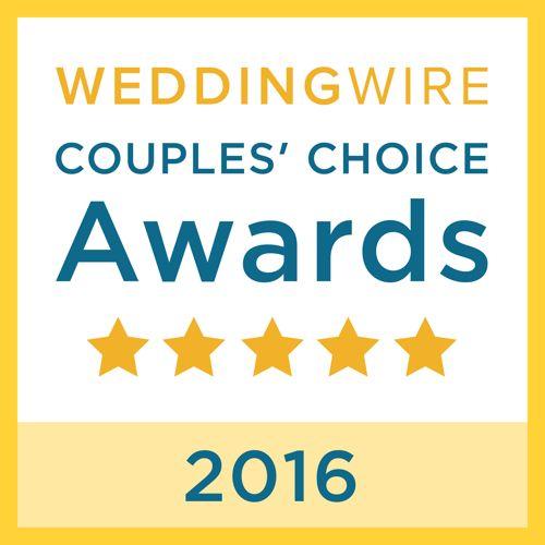 Weddingwire Couple's Choice