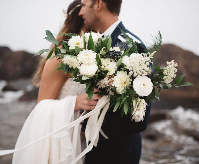 Couple's bouquet