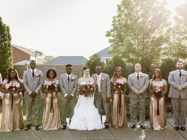 Tmx Entire Bridal Party 51 915368 Saint Clair Shores, MI wedding planner