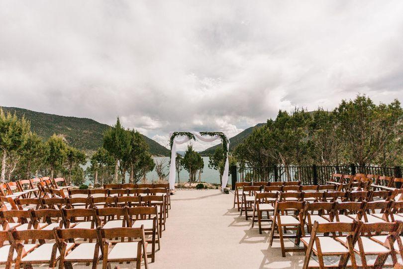 Waterfront Ceremony Location