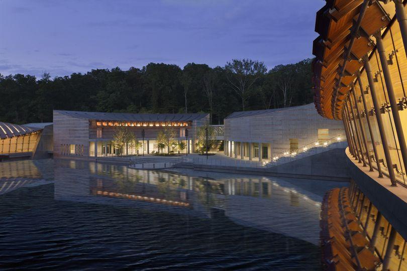Crystal Bridges Museum of American Art