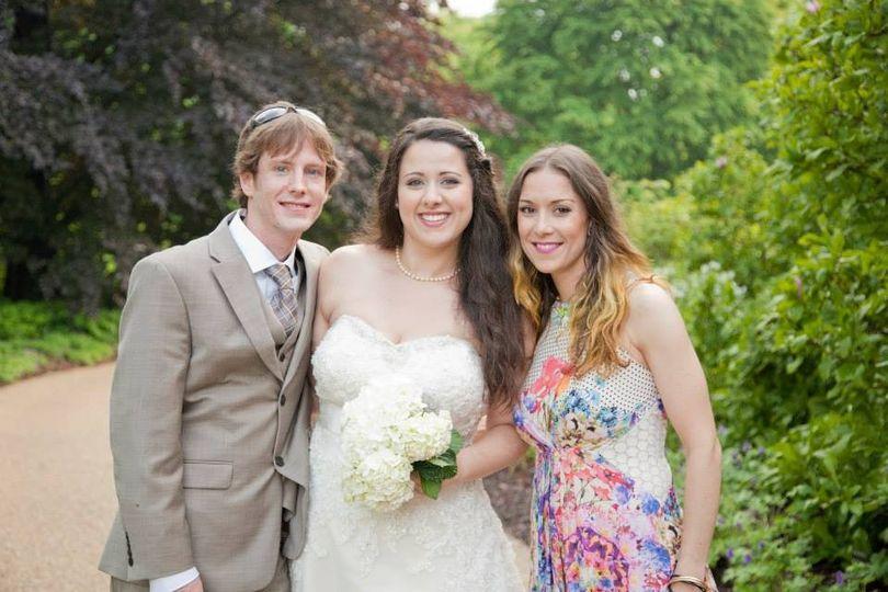 katies wedding