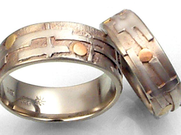 Tmx 1452807944846 Klimt White Gold Lg Asheville wedding jewelry