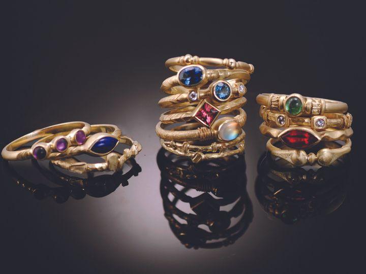 Tmx 1452810659605 Window Display Asheville wedding jewelry