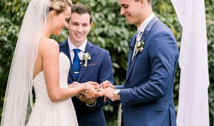 Conner Drigotas, Wedding Officiant
