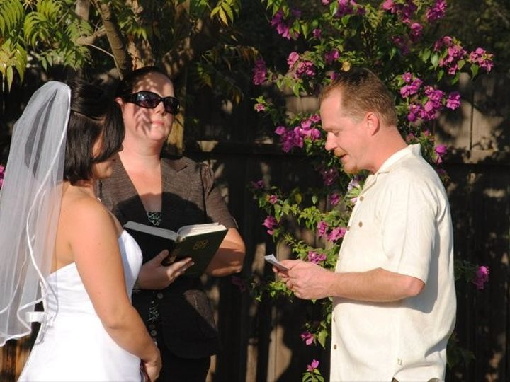 Tmx 1466970754670 Wedding2 Lemoore wedding officiant