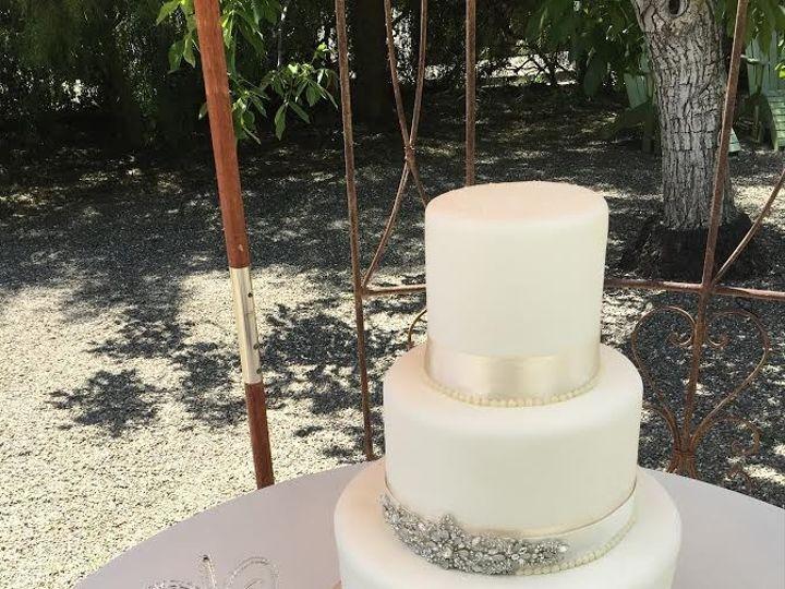 Tmx 1478021912448 Arroyo Bakersfield, CA wedding cake