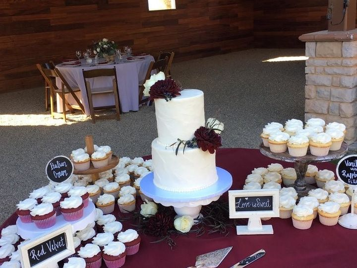 Tmx 1478021937301 Leah Bakersfield, CA wedding cake