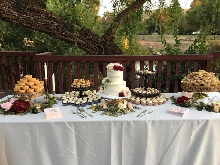 Tmx 1478021945068 Natalie Bakersfield, CA wedding cake