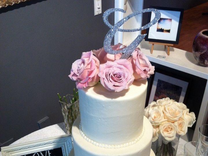 Tmx 1478021966273 Rose Bakersfield, CA wedding cake