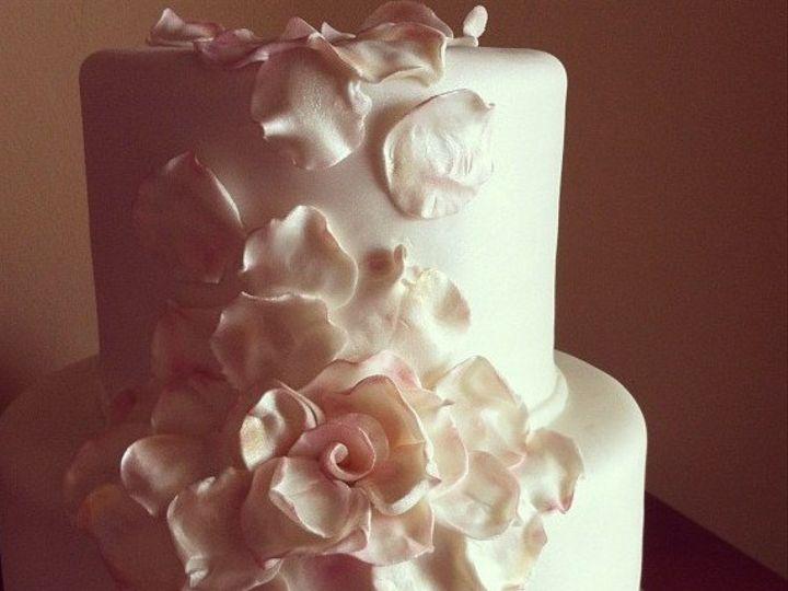 Tmx 1478021973520 Roseanniversary Bakersfield, CA wedding cake