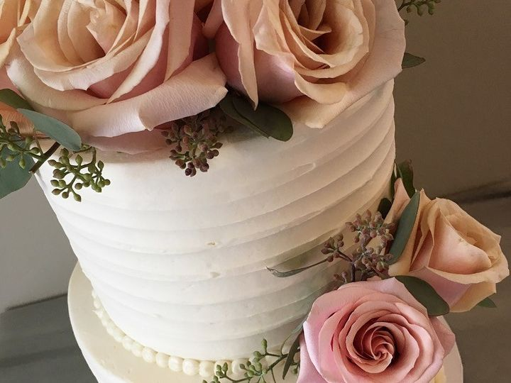 Tmx 1503866823683 Fullsizerender Bakersfield, CA wedding cake
