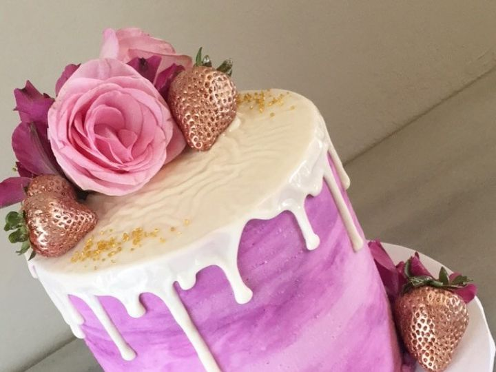 Tmx 1510015433346 Img3641 Bakersfield, CA wedding cake